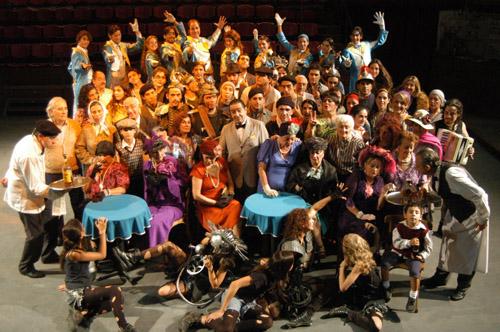El Fulgor Argentino (Teatro)